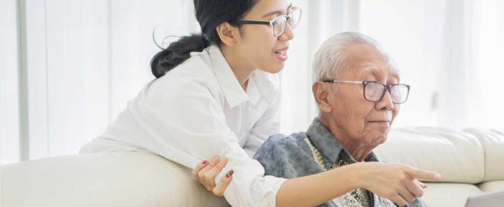 aged care assistance