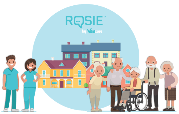Rosie PERS by Vitalcare villages